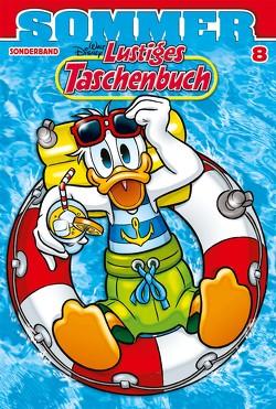 Lustiges Taschenbuch Sommer 08 von Disney,  Walt