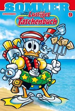 Lustiges Taschenbuch Sommer 09 von Disney,  Walt