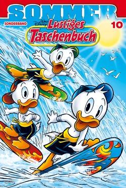 Lustiges Taschenbuch Sommer 10 von Disney,  Walt