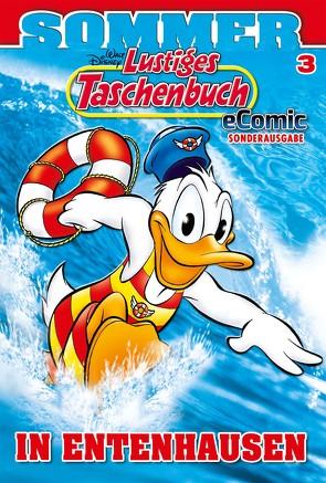Lustiges Taschenbuch Sommer eComic Sonderausgabe 03 von Disney,  Walt