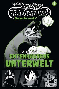 Lustiges Taschenbuch Sonderedition Entenhausens Unterwelt Nr. 3 von Disney,  Walt