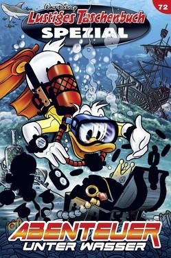 Lustiges Taschenbuch Spezial Band 72 von Disney,  Walt