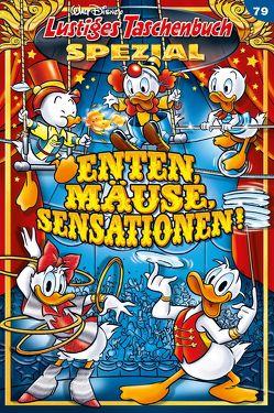 Lustiges Taschenbuch Spezial Band 79 von Disney,  Walt