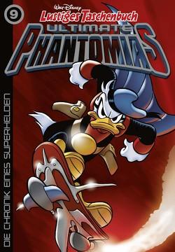 Lustiges Taschenbuch Ultimate Phantomias 09 von Disney,  Walt