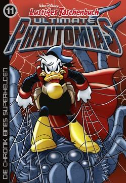 Lustiges Taschenbuch Ultimate Phantomias 11 von Disney,  Walt