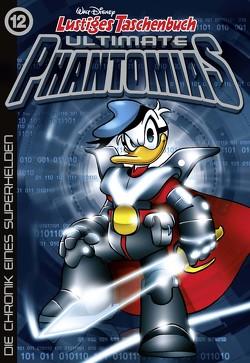 Lustiges Taschenbuch Ultimate Phantomias 12 von Disney,  Walt