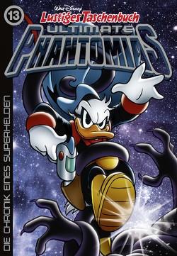 Lustiges Taschenbuch Ultimate Phantomias 13 von Disney,  Walt