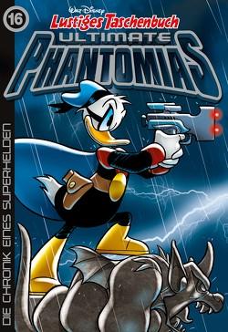 Lustiges Taschenbuch Ultimate Phantomias 16 von Disney,  Walt