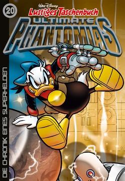 Lustiges Taschenbuch Ultimate Phantomias 20 von Disney,  Walt