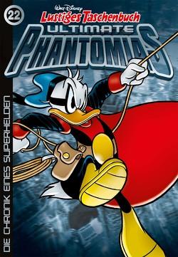 Lustiges Taschenbuch Ultimate Phantomias 22 von Disney,  Walt