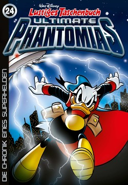 Lustiges Taschenbuch Ultimate Phantomias 24 von Disney,  Walt