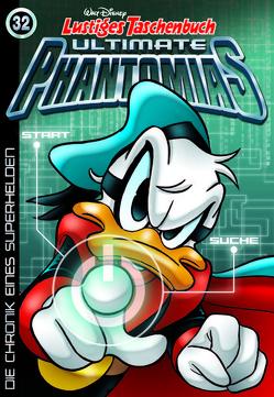 Lustiges Taschenbuch Ultimate Phantomias 32 von Disney,  Walt