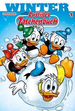 Lustiges Taschenbuch Winter 01 von Disney