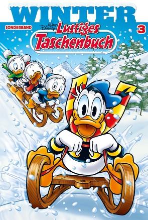 Lustiges Taschenbuch Winter 03 von Disney,  Walt