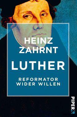 Luther von Zahrnt,  Heinz