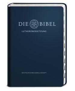 Lutherbibel – Ausgabe mit Griffregister von Luther,  Martin