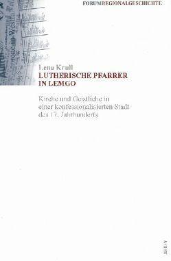 Lutherische Pfarrer in Lemgo von Krull,  Lena