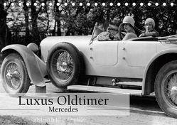 Luxus Oldtimer – Mercedes (Tischkalender 2019 DIN A5 quer) von bild Axel Springer Syndication GmbH,  ullstein