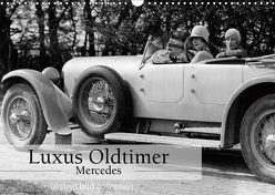 Luxus Oldtimer – Mercedes (Wandkalender 2019 DIN A3 quer) von bild Axel Springer Syndication GmbH,  ullstein