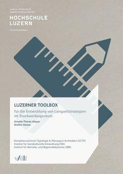 Luzerner Toolbox von Haase,  Stefan, Mayer,  Amelie-Theres