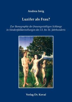 Luzifer als Frau? von Imig,  Andrea