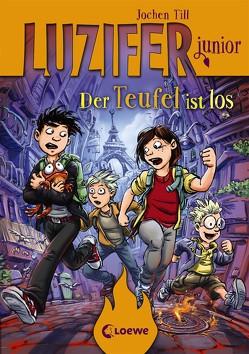 Luzifer junior 4 – Der Teufel ist los von Frey,  Raimund, Till,  Jochen