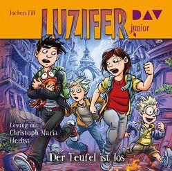 Luzifer junior – Teil 4: Der Teufel ist los von Frey,  Raimund, Herbst,  Christoph Maria, Till,  Jochen