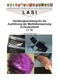 LV 36 Handlungsanleitung für die Ausführung der Marktüberwachung in Deutschland