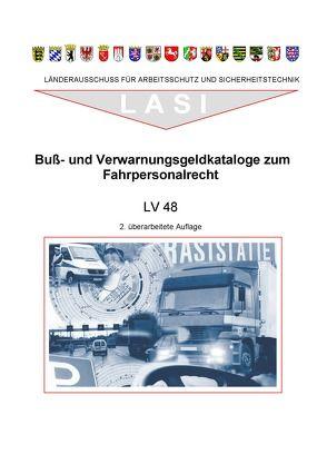 LV 48 Buß- und Verwarnungsgeldkataloge zum Fahrpersonalrecht