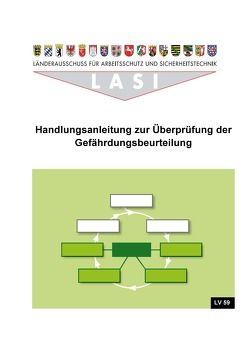 LV 59 Handlungsanleitung zur Überprüfung der Gefährdungsbeurteilung LV 59