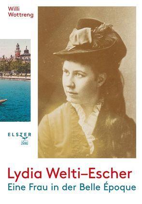 Lydia Welti-Escher von Wottreng,  Willi