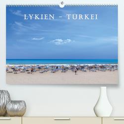 Lykien – Türkei (Premium, hochwertiger DIN A2 Wandkalender 2021, Kunstdruck in Hochglanz) von Kruse,  Joana
