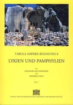 Lykien und Pamphylien von Hellenkemper,  Hansgerd, Hild,  Friedrich, Koder,  Johannes
