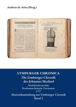 Lympurger Chronica von de Ariza,  Andreas