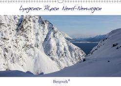Lyngener Alpen Nord-Norwegen (Wandkalender 2019 DIN A3 quer) von Esser,  Barbara