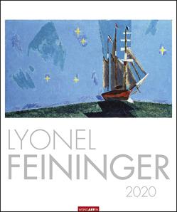 Lyonel Feininger Kalender 2020 von Feininger,  Lyonel, Weingarten