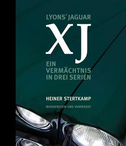 Lyons' Jaguar XJ von Stertkamp,  Heiner