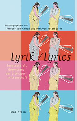 Lyrik / lyrics von von Ammon,  Frieder, von Petersdorff,  Dirk