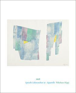 Lyrische Lebenswelten 19 von Hipp,  Nikolaus