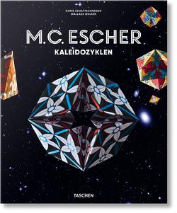 M.C. Escher. Kaleidozyklen von Schattschneider,  Doris, Walker,  Wallace G.