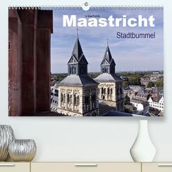 Maastricht – Stadtbummel (Premium, hochwertiger DIN A2 Wandkalender 2021, Kunstdruck in Hochglanz) von boeTtchEr,  U