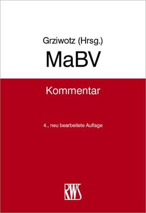 MaBV von Grziwotz,  Herbert