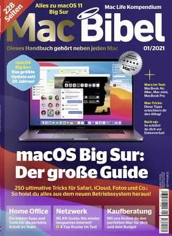 Mac Bibel 2021 von Redaktion,  Mac Life