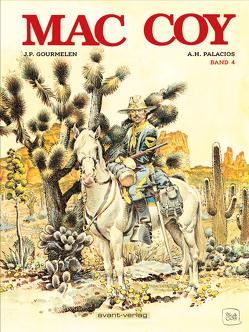 Mac Coy – Gesamtausgabe Band 4 von Gourmelen,  J. P., Palacios,  A.H.