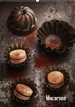 Macarons (Posterbuch DIN A4 hoch) von Cölfen,  Elisabeth