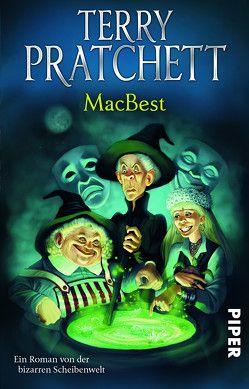 MacBest von Brandhorst,  Andreas, Pratchett,  Terry