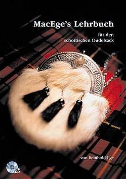 MacEges Lehrbuch für den schottischen Dudelsack von Ege,  Reinhold