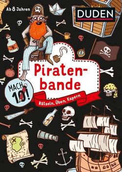 Mach 10! Piratenbande – Ab 8 Jahren von Eck,  Janine, Goll,  Merle, Jakubik,  Karoline, Mielke,  Sabine