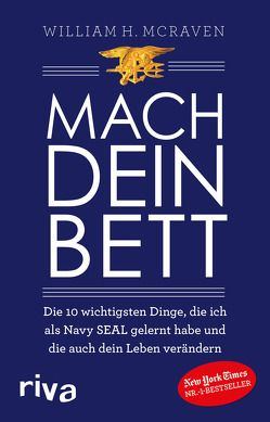 Mach dein Bett von McRaven,  William H.