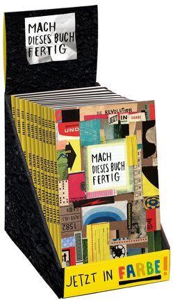 Mach dieses Buch fertig – jetzt in Farbe von Bräutigam,  Heike, Smith,  Keri, Stolz,  Julia